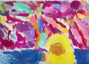 παιδι και ζωγραφική